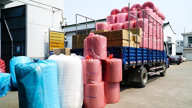 气泡膜生产厂家分享气泡膜用途