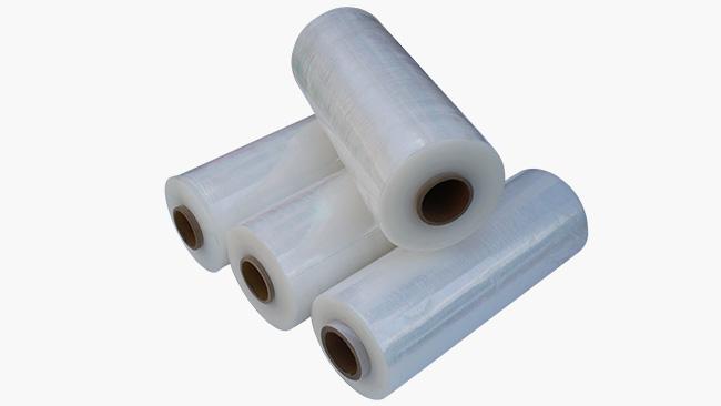 拉伸膜批发厂家浅谈拉伸膜与PE缠绕膜的共同特点